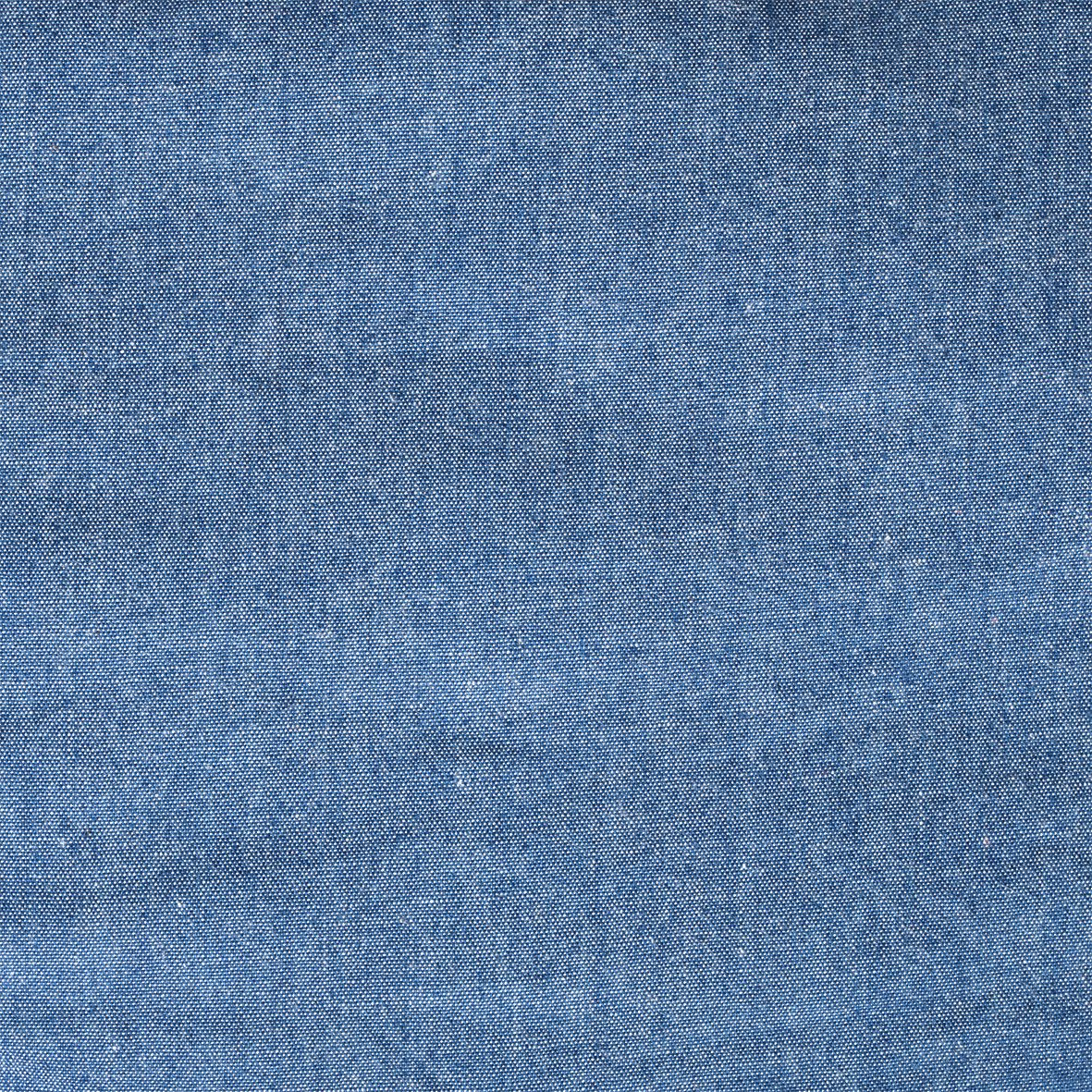 Chambray gestreift