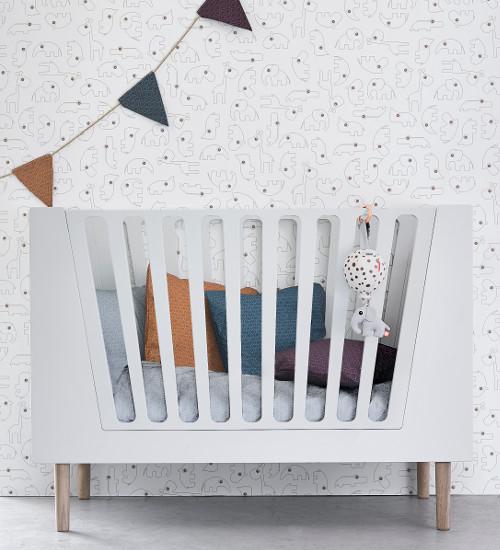 Kinderzimmermöbel Babybett kaufen - Kleine Fabriek