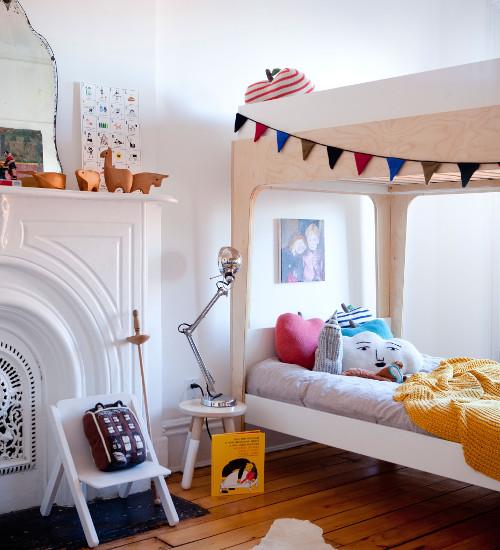 Kinderzimmermöbel Hochbett & Etagenbett kaufen - Kleine Fabriek