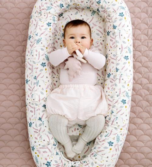 baby nestchen bettverkleinerung f r dein kind kleine fabriek. Black Bedroom Furniture Sets. Home Design Ideas