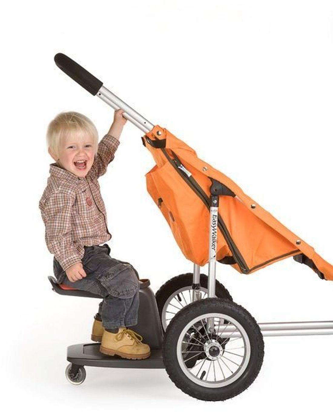 kleine dreumes kid sit buggyboard orange kaufen kleine. Black Bedroom Furniture Sets. Home Design Ideas
