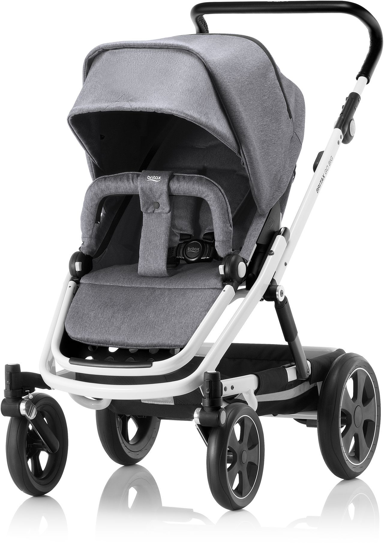 britax go big 2 kinderwagen buggy kleine fabriek. Black Bedroom Furniture Sets. Home Design Ideas