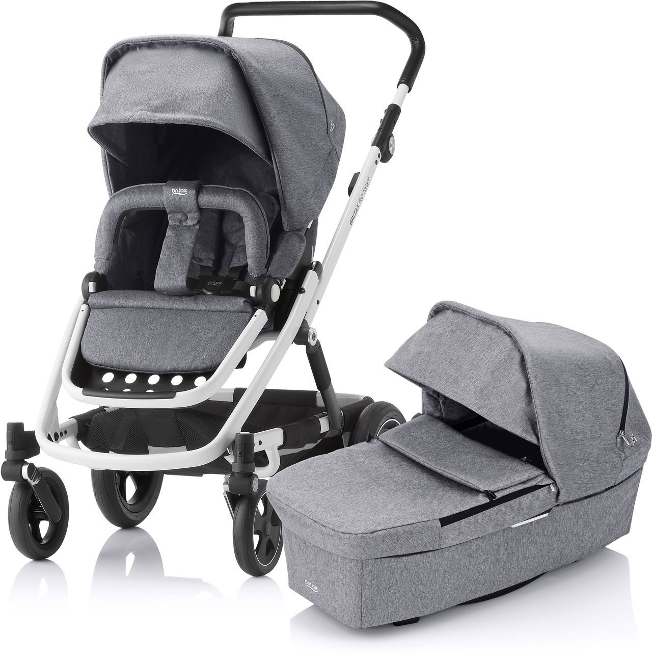 britax go next 2 kinderwagen set kleine fabriek. Black Bedroom Furniture Sets. Home Design Ideas