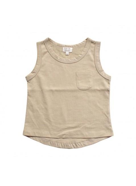 The Simple Folk Baby-Shirt Mountain Tank Sand