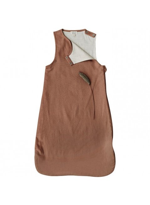 The Simple Folk Baby-Schlafsack Essential Cinnamon kaufen - Kleine Fabriek