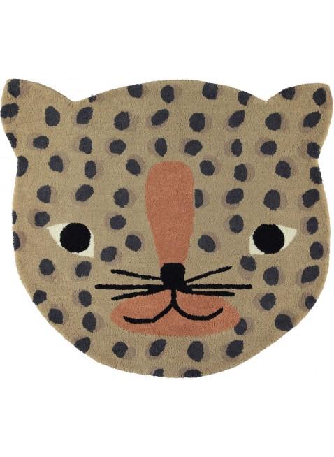 Teppich Leopard von OYOY kaufen - Kleine Fabriek