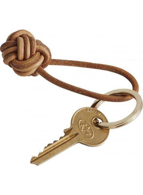 OYOY Schlüsselanhänger Knot Leder