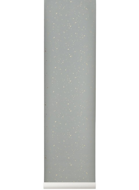 Ferm Living Tapete Confetti Rose