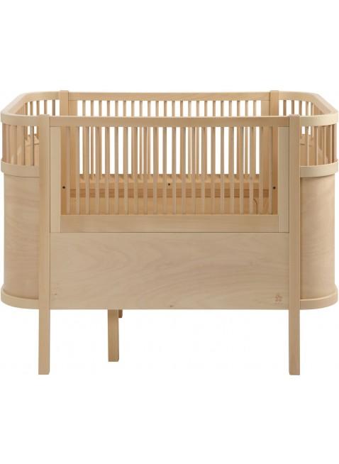 Sebra Babybett / Umbaubett Wooden Edition - Kleine Fabriek