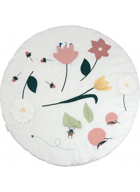 Fabelab Activity-Krabbeldecke Flower - Kleine Fabriek