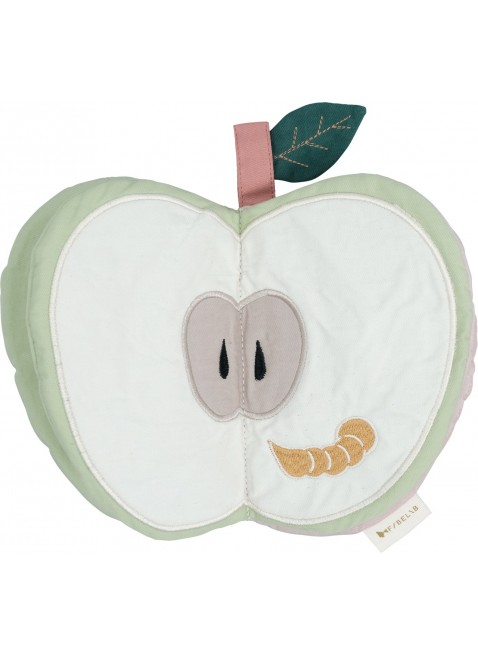 Fabelab Baby-Stoffbuch Green Apple