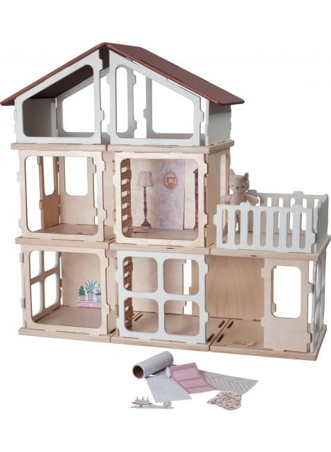 Fabelab Build DIY Add-on Erweiterungsset Villa kaufen - Kleine Fabriek