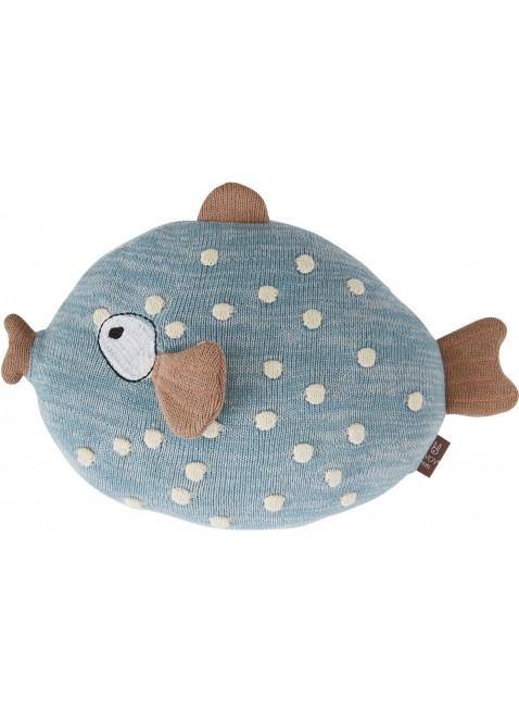 OYOY Kissen Fisch Little Finn - Kleine Fabriek