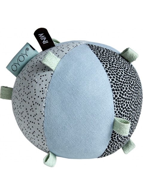 OYOY Baby-Ball Puzzle Dusty Aqua