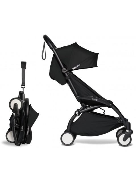 Babyzen Yoyo 2 6+ Buggy Schwarz - Schwarz kaufen - Kleine Fabriek