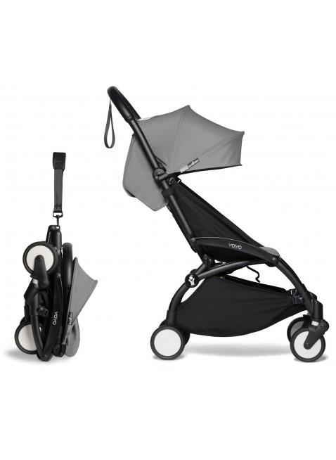 Babyzen Yoyo 2 6+ Buggy Schwarz - Grau kaufen - Kleine Fabriek
