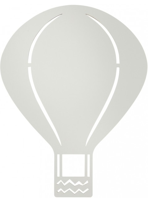 Ferm Living Wandlampe Balloon Grau