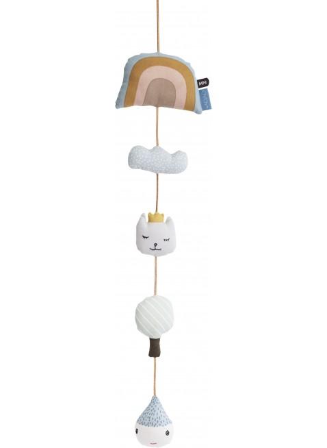 OYOY Mobile Kinderzimmer-Deko Regenbogen - Kleine Fabriek