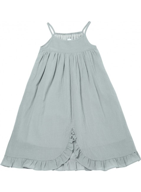 Donsje Baby-Kleid Camille Sea Green kaufen - Kleine Fabriek