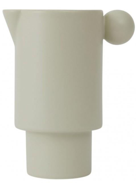 OYOY Porzellan Milchkanne Inka Weiß kaufen - Kleine Fabriek