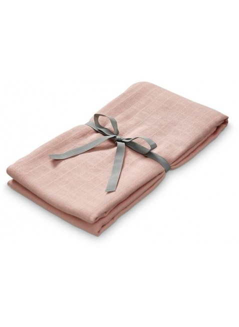 Cam Cam Copenhagen Swaddle Windeltuch XL Blush - Kleine Fabriek