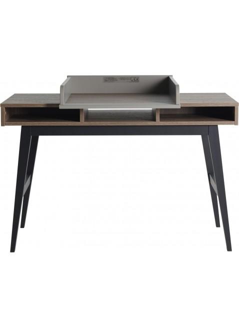 Quax Schreibtisch inkl. Wickelaufsatz Trendy Royal Oak kaufen - Kleine Fabriek