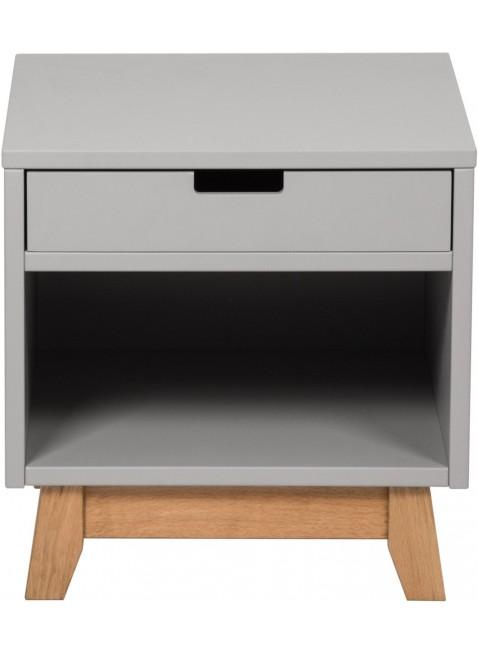 Quax Nachttisch Trendy Grau kaufen - Kleine Fabriek