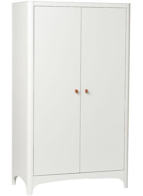Leander Classic Kleiderschrank in Weiß kaufen - Kleine Fabriek