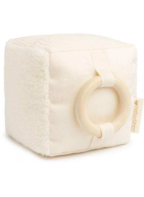Nobodinoz Baby Sensory Activity Cube kaufen - Kleine Fabriek