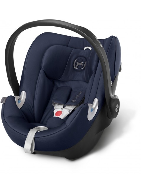 Cybex Aton Q Babyschale Midnight Blue