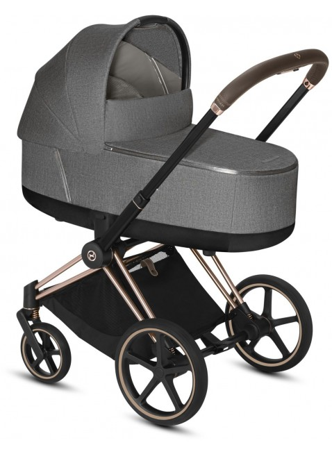 Priam Kinderwagen Manhattan Grey Plus von Cybex kaufen - Kleine Fabriek