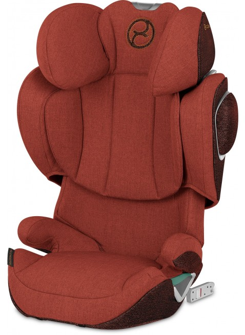 Solution Z i-Fix Autositz Plus in Orangerot von Cybex kaufen - Kleine Fabriek