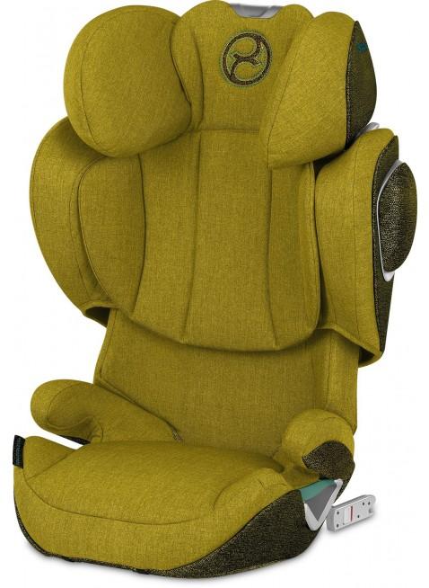 Solution Z i-Fix Autositz Plus Senfgelb von Cybex kaufen - Kleine Fabriek