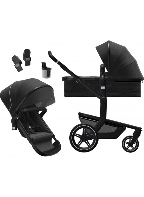 Joolz Day+ Kinderwagen Brilliant Black Set S kaufen - Kleine Fabriek