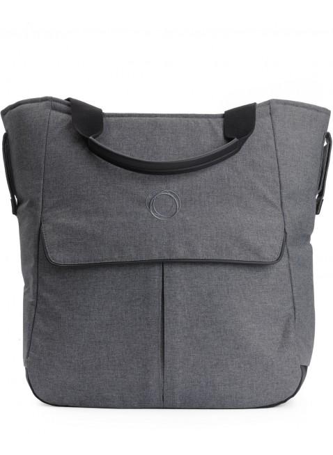 Bugaboo Mammut Kinderwagen-Tasche Grau Melange