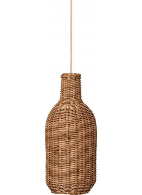 Ferm Living Rattan Lampenschirm Bottle kaufen - Kleine Fabriek