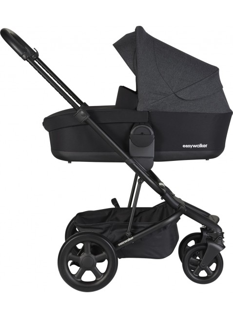 Harvey 2 Night Black Easywalker Kinderwagen Set inkl. Babywanne kaufen - Kleine Fabriek