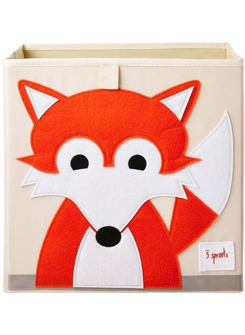 3 Sprouts Aufbewahrungsbox Fuchs kaufen - Kleine Fabriek