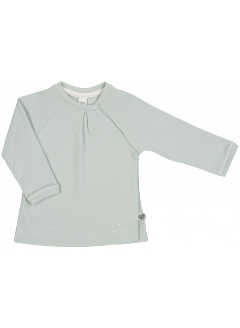 Koeka Baby-Shirt Wickeltop Pip Soft Mint
