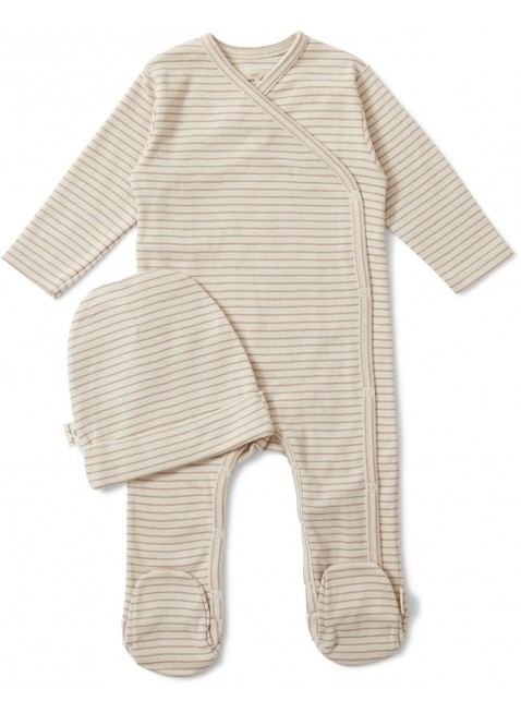 Konges Sløjd Newborn Set Dio Rose Blush - Beige kaufen - Kleine Fabriek