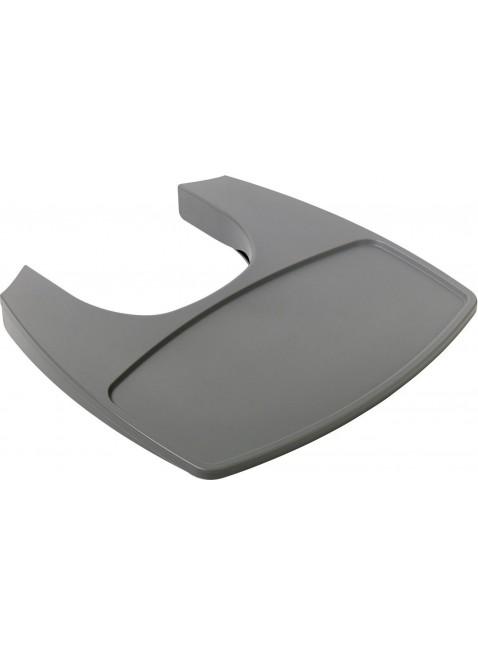 Leander Tisch für Hochstuhl Grau - Kleine Fabriek