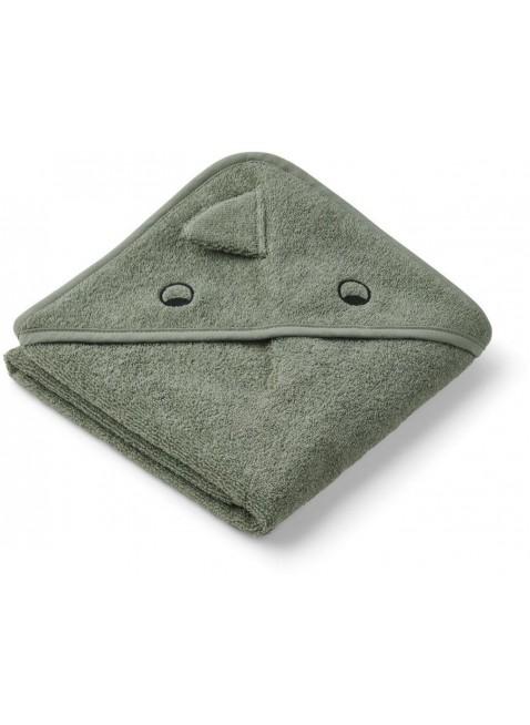 Dino Baby Kapuzenbadetuch von Liewood kaufen - Kleine Fabriek