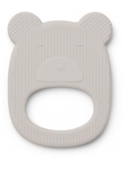 Liewood Beißring Gemma Mr. Bear Dumbo Grey - Kleine Fabriek