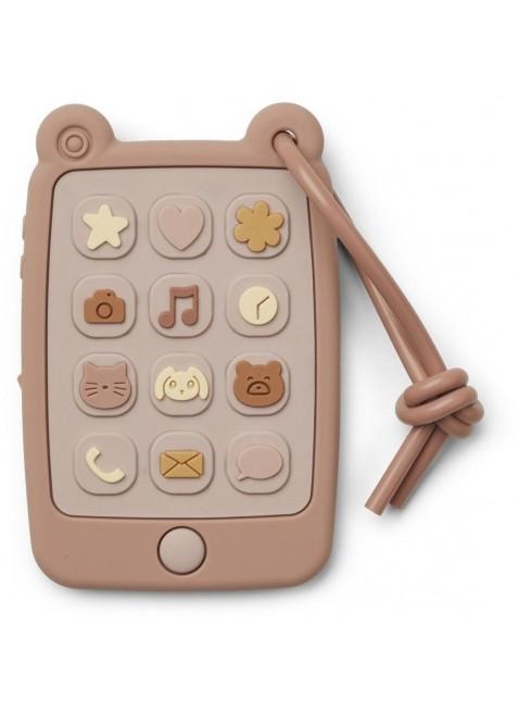 Silikon Baby Smartphone von Liewood kaufen - Kleine Fabriek