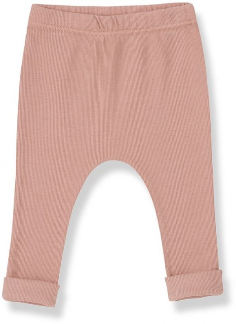 1+ in the family Baby-Leggings Marti Rib Rose