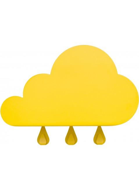 Linientreu Wolken Garderobe mit Ablage Nuvol