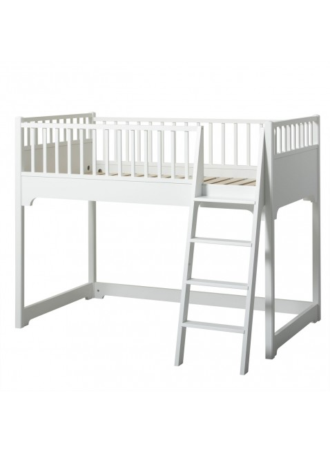 Halbhohes Junior Hochbett Seaside ♥ Oliver Furniture kaufen - Kleine Fabriek