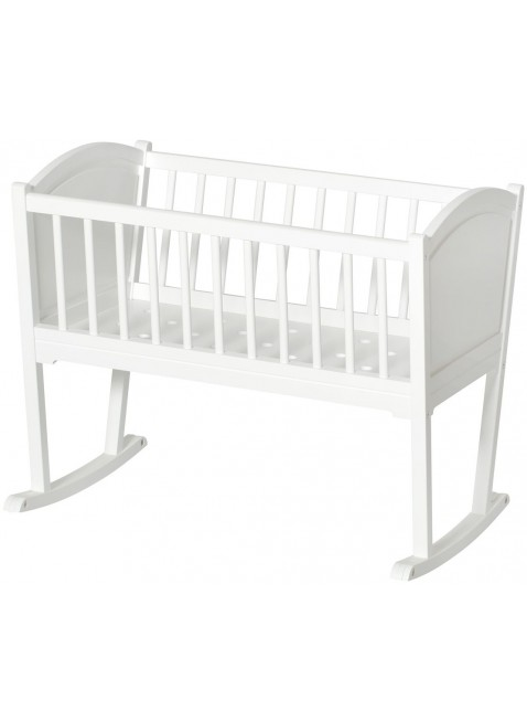 Oliver Furniture Babywiege Seaside Weiß - Kleine Fabriek