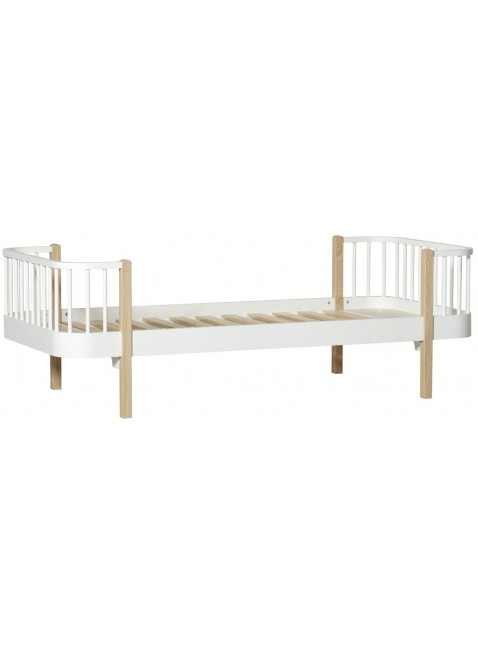 Oliver Furniture Einzelbett Wood 90x200 cm