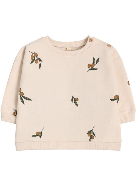 Organic Zoo Baby-Shirt Olive Garden kaufen - Kleine Fabriek